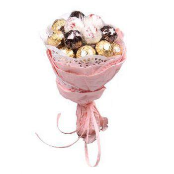 Букет из конфет фереро коллекция