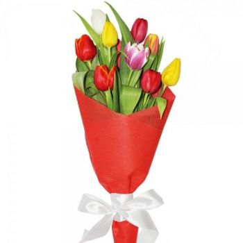 9 тюльпанов - St. Valentine