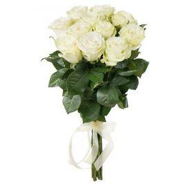 Белые розы 11