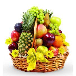 """Корзина с фруктами """"Изобилие"""""""