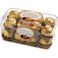 Ferrero Rocher Сундучок