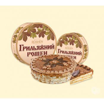 Торт Грильяжный Roshen