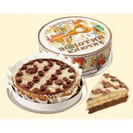 Торт Золотой ключик Рошен