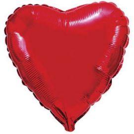 """Воздушный шар """"Фольгированное сердце"""""""