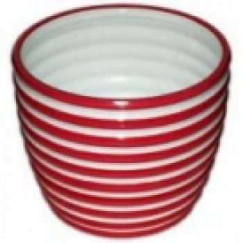 Горшок керамический для комнатных цветов